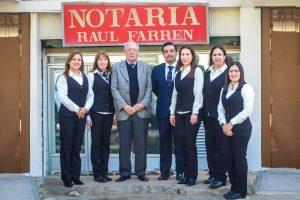 Notaría Raúl Farren Paredes