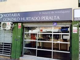 Notaría Gonzalo Hurtado Peralta