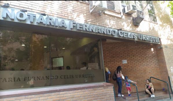 Notaría Fernando Celis Urrutia