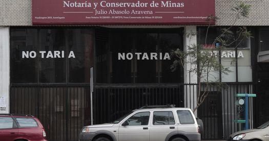 Notaría Julio Abasolo Aravena en Antofagasta
