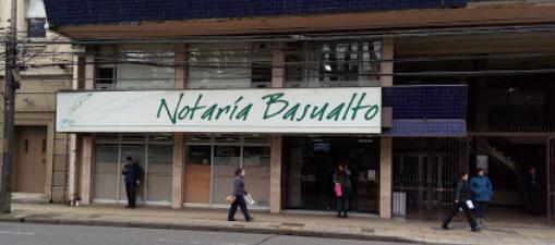 Notaría Héctor Basualto Bustamante