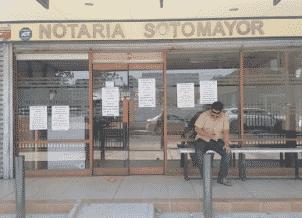 Notaría Sotomayor