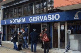 Notaría Eliana Gervasio