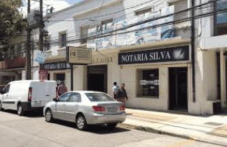 Notario Jaime Silva