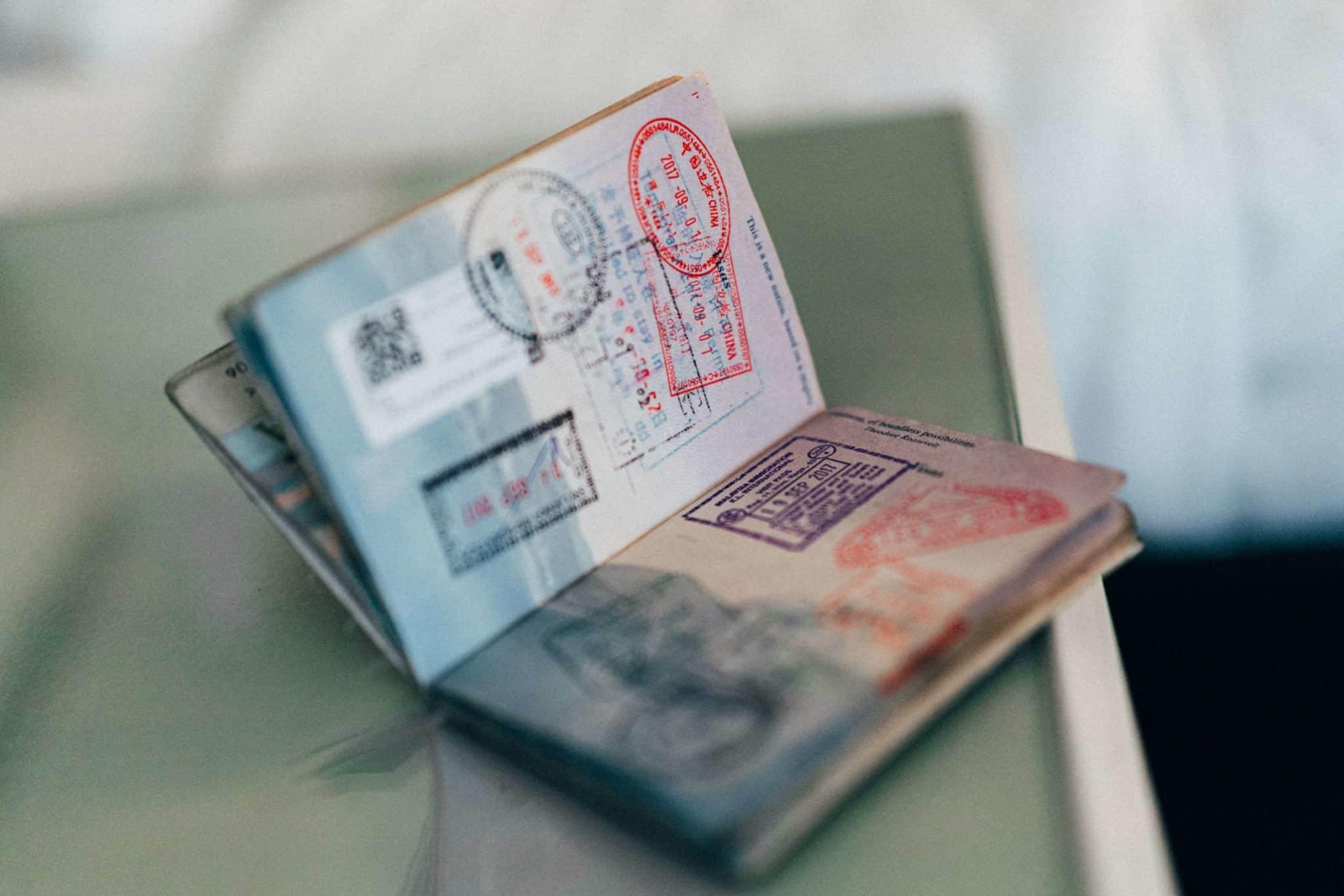 Carta de invitación extranjero